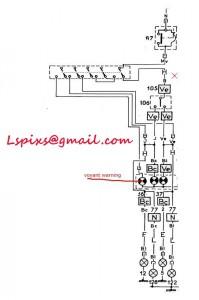 nouveau système d'indicateurs de changement de direction cablage-warning-v2-b-199x300